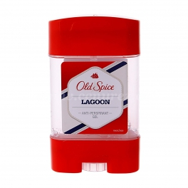 Old spice Lagoon anti-perspirant gel
