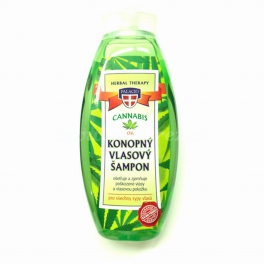 Konopný vlasový šampon 500ml