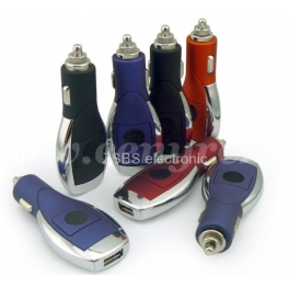 Štýlový autoadaptér USB