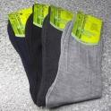 8 párov bambusových ponožiek Ellasun