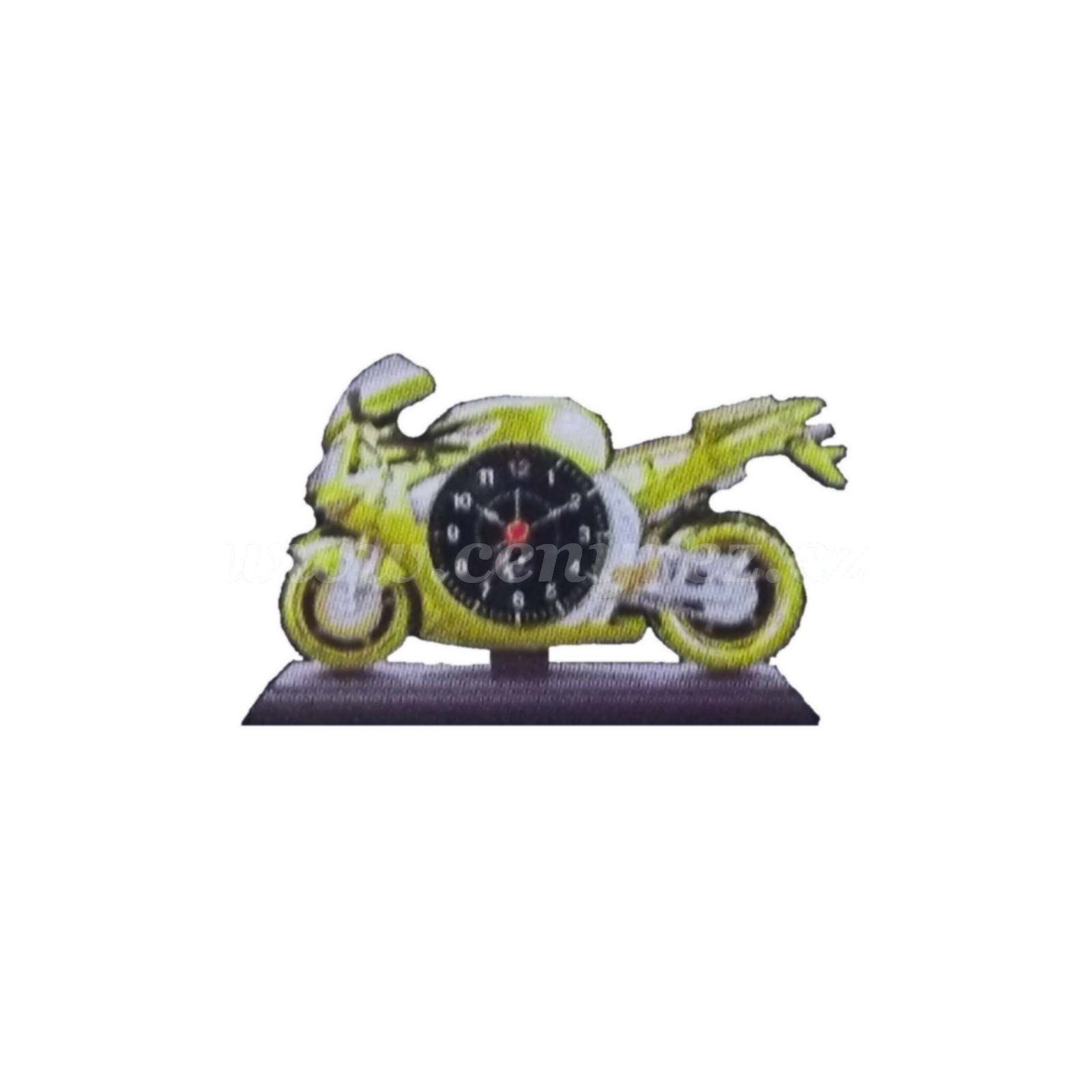 Uhrenwecker Motorrad Honda CBR